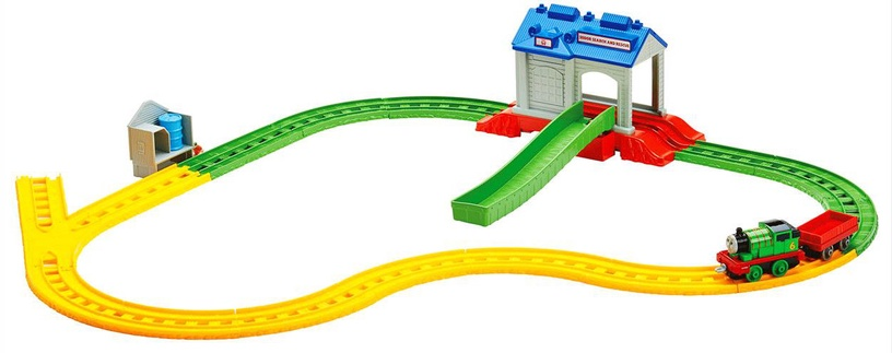 Fisher Price Thomas & Friends Collectible Railway Rescue Center DGC07