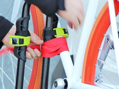 Велосипедный держатель для автомобилей BuzzRack Buzzybee 2