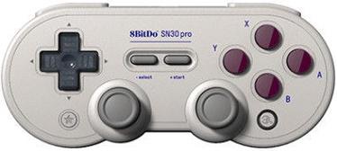 Žaidimų pultas 8BitDo SN30 Pro G