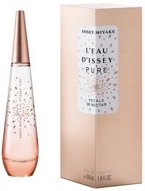 Tualettvesi Issey Miyake L'eau D'Issey Pure Petale De Nectar 50ml EDT