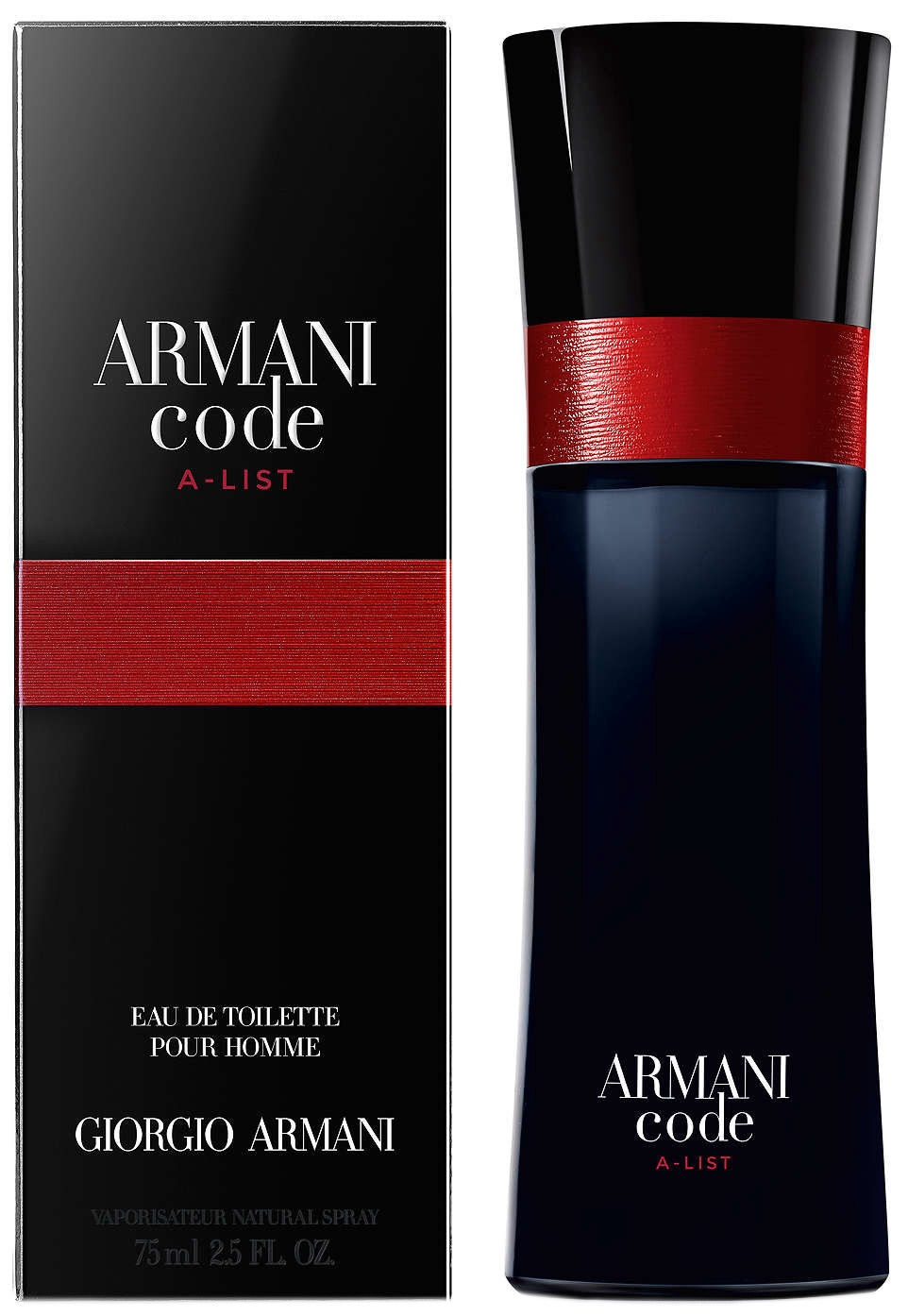 c6608500316 Giorgio Armani Armani Code A List 75ml EDT - Krauta.ee
