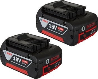 Bosch GBA 18V 4.0Ah Battery 2pcs