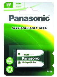 Panasonic NiMh P22P rechargeable battery 170mAh