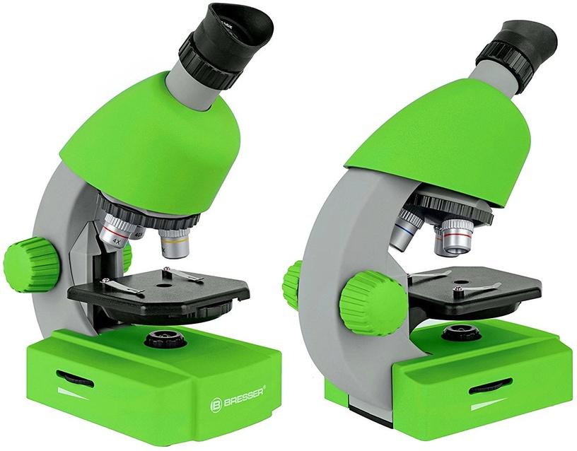 Bresser Junior 40x-640x Green