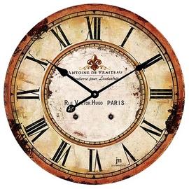 Sienas pulkstenis Lowell 14862 34cm
