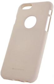 Mercury Soft Surface Back Case For Samsung Galaxy J3 J330F Stone