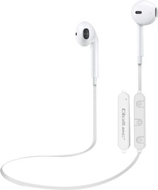 Qoltec In-Ear Wireless Earphones White
