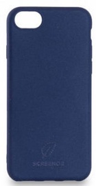 Screenor Ecostyle Back Case For Apple iPhone 7/8/SE 2020 Blueberry Blue