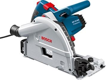 Elektriskais ripzāģis Bosch GKT 55 GCE L-Boxx, 1400 W, 165 mm