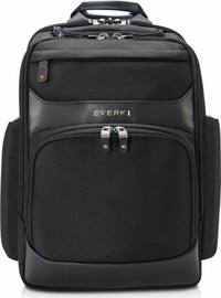 Everki Onyx Premium Travel Friendly Laptop Backpack