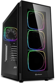 Sharkoon TG6 RGB ATX Mid-Tower Black