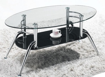 MN 162 Coffee Table Black