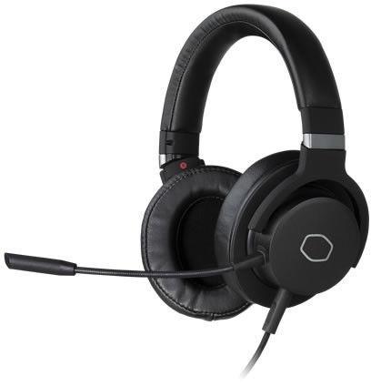 Žaidimų ausinės Cooler Master MH751 Black