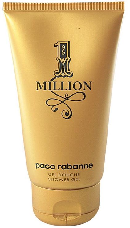 Набор для мужчин Paco Rabanne 1 Million 100 ml EDT + 100 ml Shower Gel + 10 ml EDT