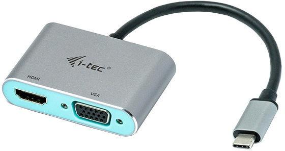 i-Tec USB-C To HDMI / VGA Adapter