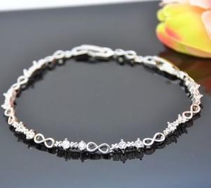 Vincento Bracelet With Stellux Crystal LB-1124