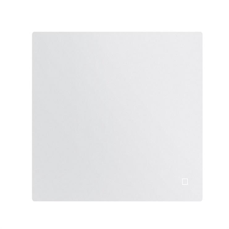 Peegel Kame, valgustusega, riputatav, 80x80 cm