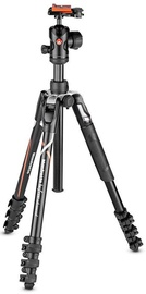 Manfrotto Befree Advanced Travel Aluminum Tripod MKBFRLA-BH