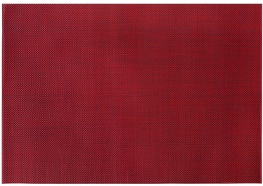Home4you Textiline Table Mat Red