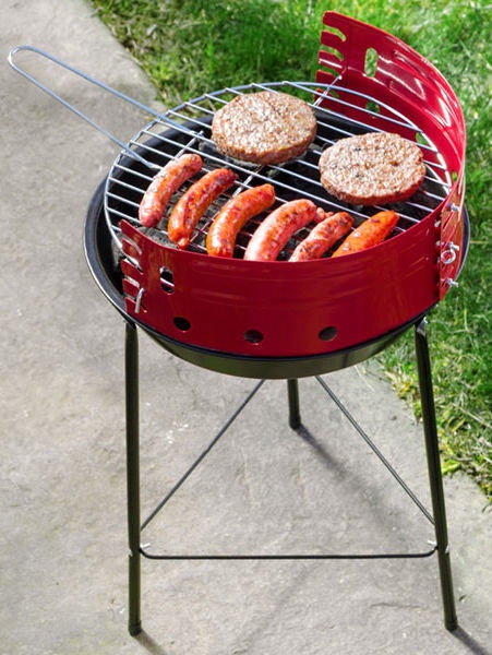 BBQ Classics Garden Grill Red
