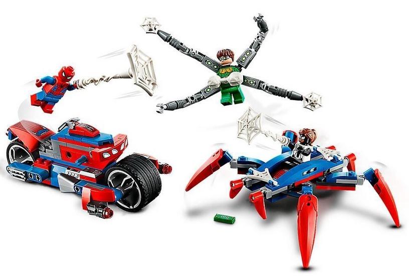 Konstruktorius LEGO®Super Heroes 76148 Žmogus voras prieš Gydytoją Ock