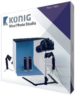 Konig Foldable Photo Studio