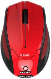 Žaidimų pelė Omega Extency Red, laidinė, optinė