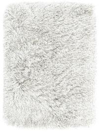 Ковер AmeliaHome Floro, белый, 200x120 см