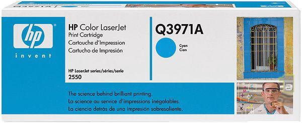 Lazerinio spausdintuvo kasetė HP LaserJet Q3971A CYAN