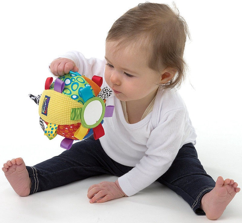 Playgro Loopy Loops Ball 0180271