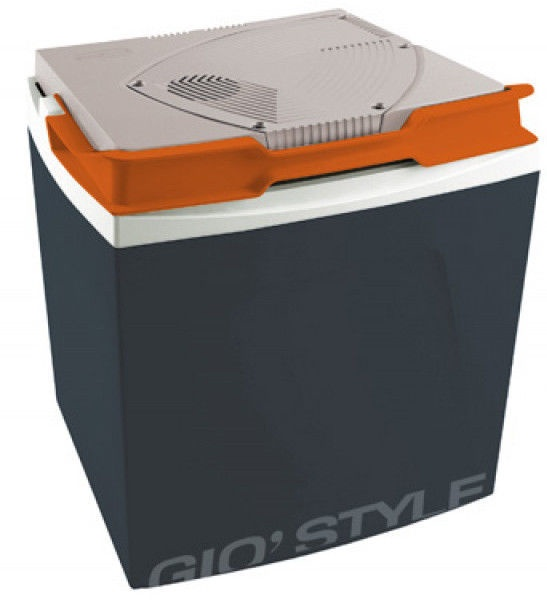 Gio'Style Shiver Electric Coolbox 12-230V 26l Dark Grey