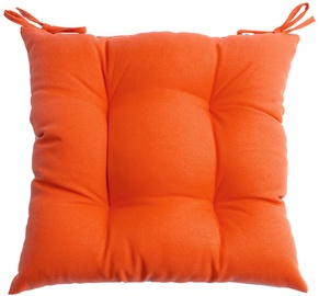 Home4you Frankfury 2 Chair Pad 40x40cm Orange