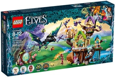 LEGO Elves The Elvenstar Tree Bat Attack 41196
