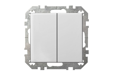 Jungiklis Liregus Epsilon, 2kl, baltos spalvos, be rėmelio