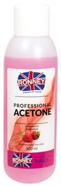 Ronney Acetone With Strawberry Fragrance 500ml