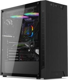 SilentiumPC Armis AR6 TG E-ATX Mid-Tower Black