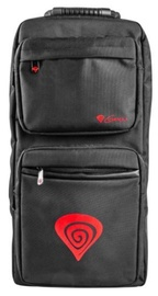 """Natec Notebook Backpack 15.6"""" Black"""