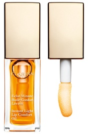 Lūpų balzamas Clarins Instant Light Lip Comfort Oil Honey, 7 ml