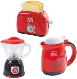 PlayGo Chef Kitchen Collection Red