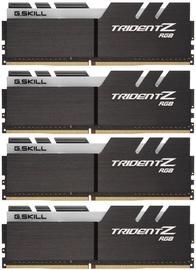 G.SKILL Trident Z RGB 32GB 4000MHz CL18 DDR4 KIT OF 4 F4-4000C18Q-32GTZR