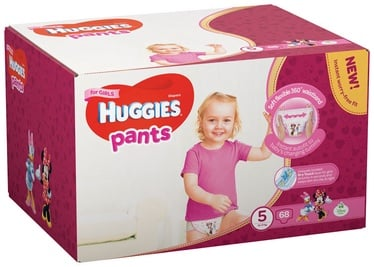 Подгузники Huggies Pants Girl S5 68