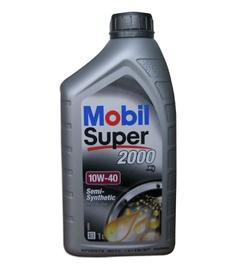 MOTOREĻĻA MOBIL SUPER 2000X1 10W40 1L