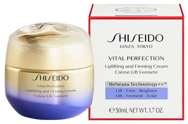 Крем для лица Shiseido Vital Perfection Uplifting & Firming Cream, 50 мл