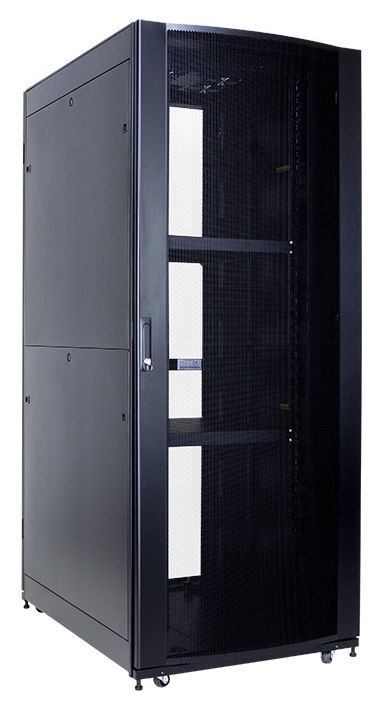 "LinkBasic Floor-Standing Cabinet 19"" 42U NCI42-810-KLA-C"