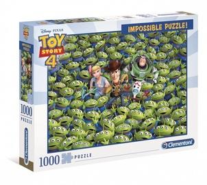 Clementoni Impossible Puzzle Toy Story 4 1000pcs 39499