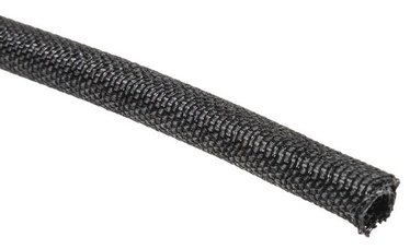 Techflex F6 Woven Wrap Sleeve 7.9mm Black 1m