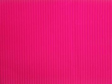 Folia Corrugated Cardboard 50x70cm Pink