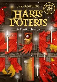 Knyga Haris Poteris ir Fenikso brolija. 5 dalis
