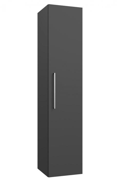 Шкаф для ванной Masterjero, антрацитовый, 350 x 350 см x 160 см