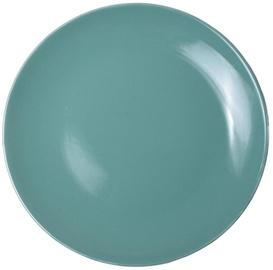 Bradley Ceramic Dessert Plate Alfa 21cm Green